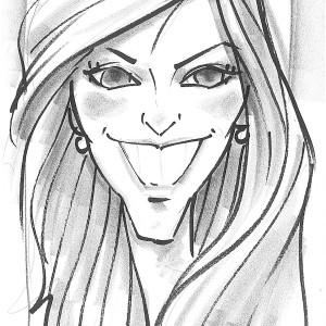 Caricaturas Gipuzkoa Donostia Tradicional 10