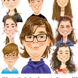 Caricaturas online. Caricaturas por Internet 27