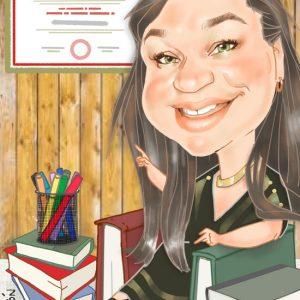 Caricatura-digital-personalizada-Agne