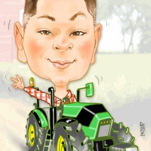 Caricaturas_de_Calidad_Joven_Agricultor
