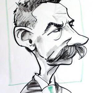 Caricatura rapida 17