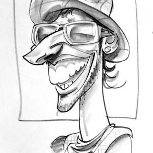 Caricatura rapida 18