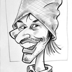 Caricatura rapida 19