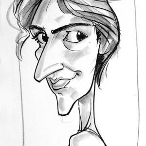 Caricatura rapida 21