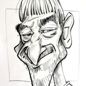 Caricatura rapida 22
