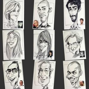 Caricaturas Oviedo rapidas 5