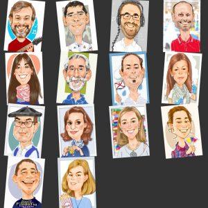 Caricaturas online. Caricaturas por Internet 21